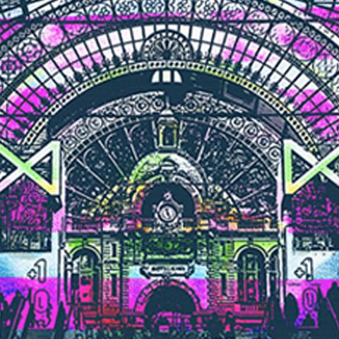 Antwerp Station Detail