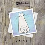 MOCK UP - Sq Blue Crosshatch cat