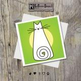 MOCK UP - Sq Green Sunset cat