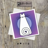 MOCK UP - Sq Purple Sunset cat