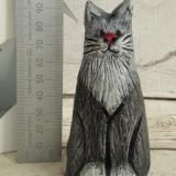 Cat Sculpture