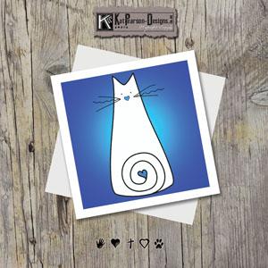 MOCK UP - Sq Blue cat