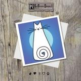 MOCK UP - Sq Blue Sunset cat