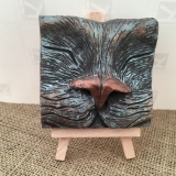 Sleepy Cat Tile