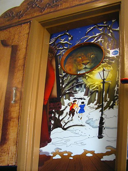 English Designs: Office Door