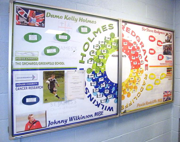 School Houses Graphic
