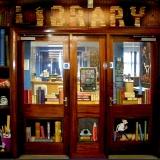 English Designs: Library Entrance